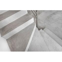Béton ciré sol et escaliers - kit 25m2 à 100m2